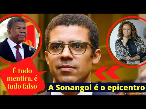 Marido de Isabel dos Santos Sindika Dokolo Vs João Lourenço e os Tribunais