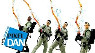 Mattel Ghostbusters 30th Anniversary Action Figure 2-Packs Video Review
