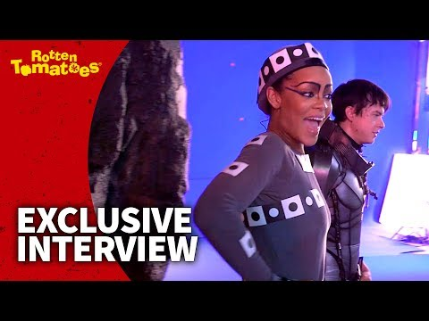 Luc Besson on Casting Rihanna - Valerian and the City of a Thousand Planets (2017) | Rotten Tomatoes