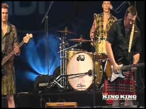 King King ft. Alan Nimmo - Old Love