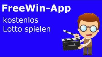 FreeWin-App - So kannst du kostenlos Lotto spielen