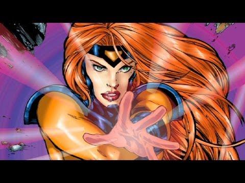 Superhero Origins: Jean Grey