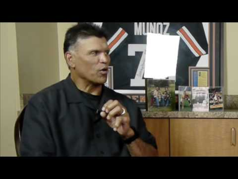 Anthony Munoz Talks Leadership and Spirituality