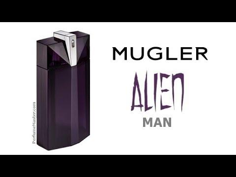 Thierry Mugler Alien Man Eau De Toilette New Fragrance Youtube