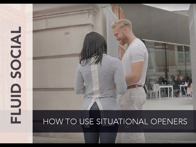 Situational openers | Demo