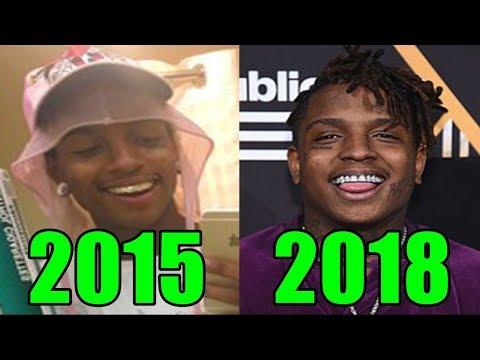 Evolution of Ski Mask the Slump God (2015-2018)
