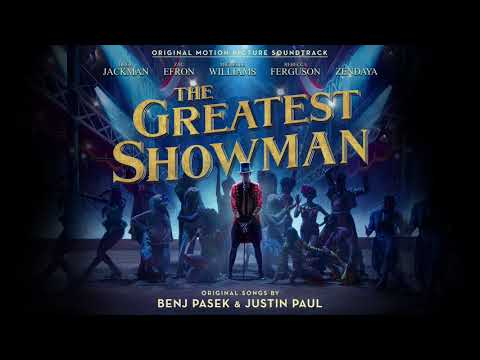 Soundtrack El Gran Showman