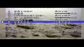 oSD меню,  примеры настройки для подводной видеокамеры
