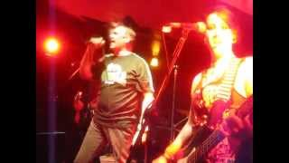 SHAM 69 - Hey little Rich Boy @ Panic Room Essen 16.07.2015