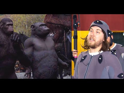 Ozzy Man Reviews: WETA Digital and Planet of the Apes