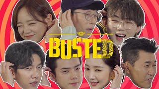 Interviewing The Top Stars Of Korea   (netflix Busted Season 2)