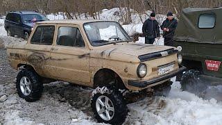 OFF ROAD на ТАНКОВОЙ