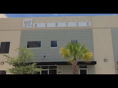 WWE Performance Center Shooting - Fan Obsessed With Female Wrestler Shot