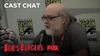 Comic-Con 2012 Panel Part 3 | Season 3 | BOB'S BURGERS