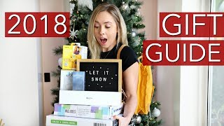 Christmas Presents People Actually Want | Gift Guide 2018!