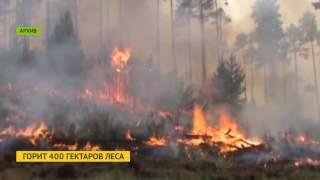 Пригород Улан-Удэ был под угрозой пожара