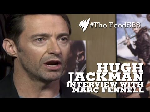 Hugh Jackman on supporting indigenous communities I The Feed