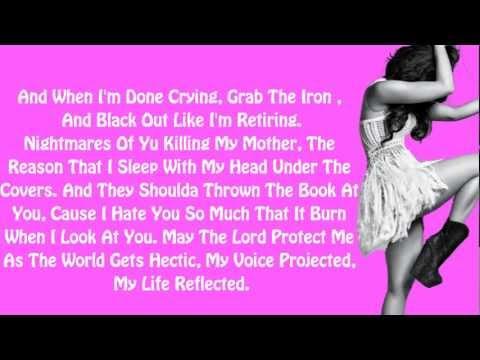 Nicki Minaj - Autobiography Lyrics