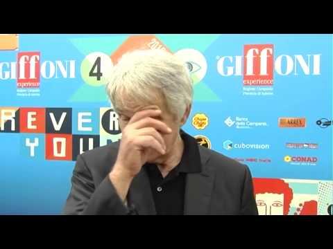 Interview with Giuliano Gemma @ Giffoni Film Festival 2013