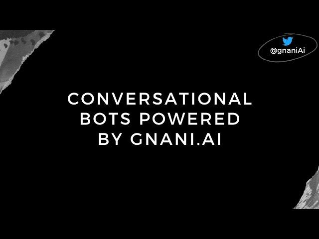 Conversational AI | Gnani.ai | Voice Assistant