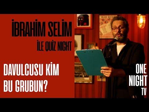İbrahim Selim İle Quiz Night - 1 (Bölüm 3) – Davulcusu Kim Bu Grubun?