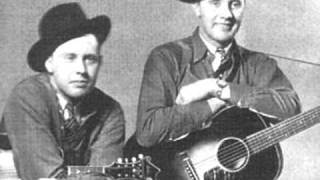 The Monroe Brothers - New River Train (1936)