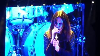BLACK SABBATH - After Forever - Live in Porto Alegre - 28/11/2016