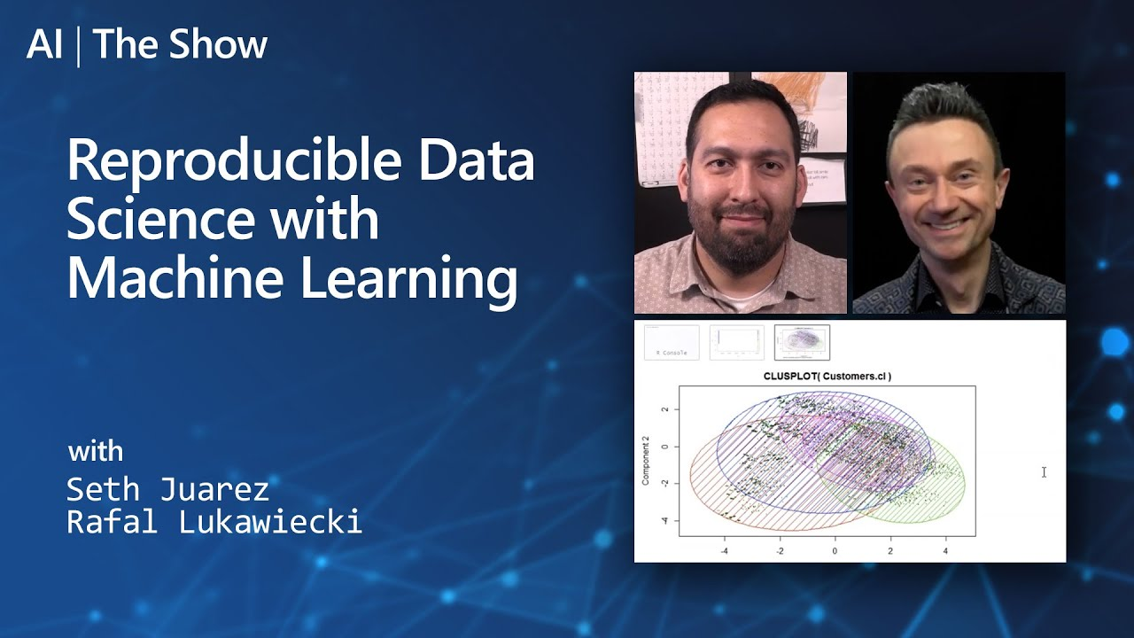 Reproducible Data Science with Machine Learning
