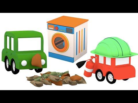 Мультфильм машина стиральная машина