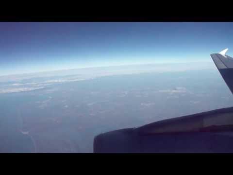 Aigle Azur A320-200 Lyon to Algiers