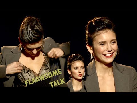 This Is How Much NINA DOBREV Loves Scaring Her Friends...