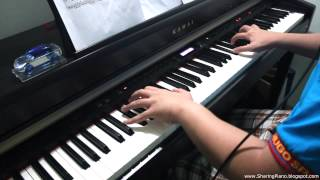 Yiruma - Kiss The Rain (piano)