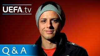Javier Hernández: Q&A with Leverkusen and Mexico's Chicharito