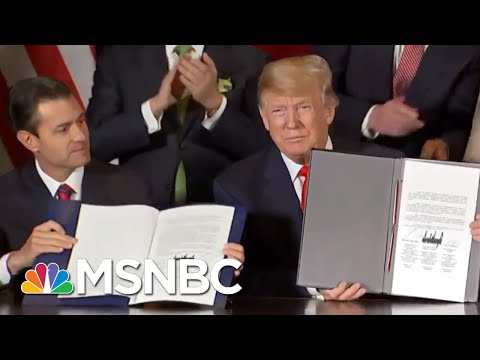 The One Thing President Donald Trump Does Better Than Barack Obama | All In | MSNBC