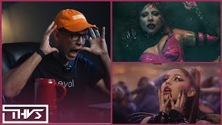Filmmaker Reacts | Lady Gaga, Ariana Grande - Rain On Me (Official Music Video)