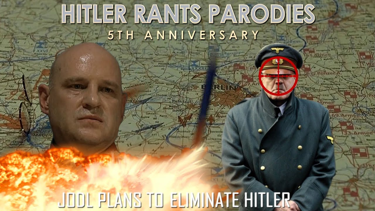 Jodl plans to eliminate Hitler