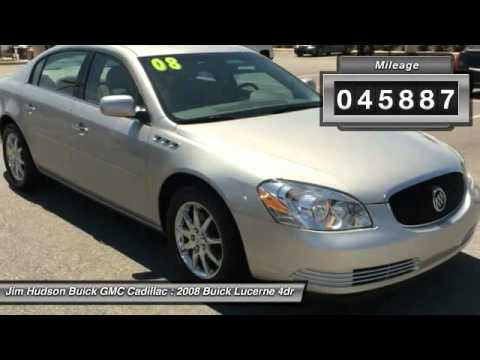 2008 buick lucerne manual trunk release