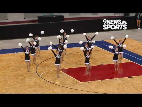 2018 Colorado State Spirit: 5A Cheer and Poms