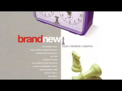 Brand New- Your Favorite Weapon (Full Album)