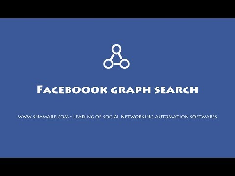 Facebook Graph Search - People Searching - Users Scraping Id, Email