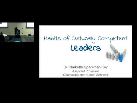 Habits of Culturally Competent Leaders