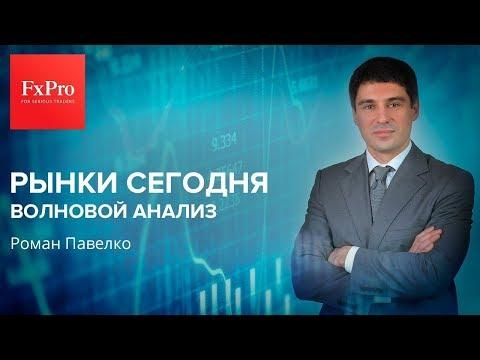Рынки сегодня. Волновой анализ на пятницу, 26 октября