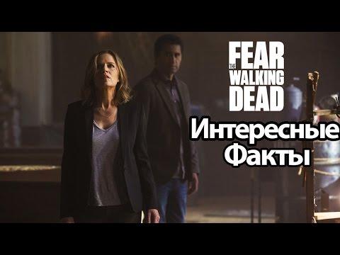 Бойтесь ходячих мертвецов - Интересное о сериале! (Fear the Walking Dead)