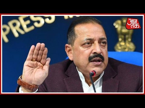 Don't Politicise The Army, MoS PMO Jitendra Singh Tells Opposition