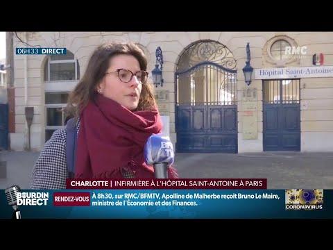 Le nombre de décès liés au coronavirus a augmenté de 18% en 24h dans les hôpitaux d'Île-de-France