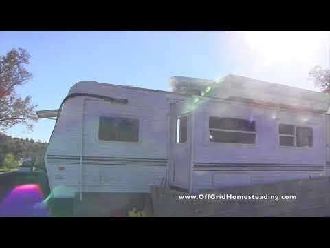 OGH - Building Addition on Camper Part 1 of 8