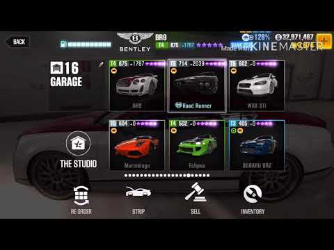 CSR 2- F&F event 23 May 2019 the cars you need to win FLIP CAR