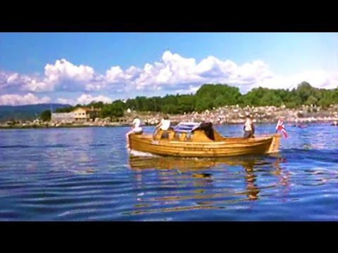 Oslofjorden og småbåtene, 1961