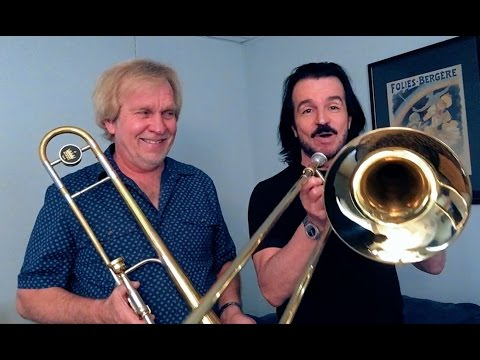 Yanni: Master Class with Dana Teboe on Trombone