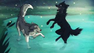Anime Wolves~Fireflies